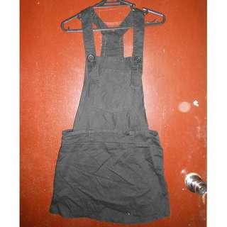 Black Jumper-Skirt