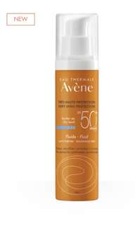 <Instock> Avene Eau Thermal Very High Protection SPF50+ Dry Touch Fluid