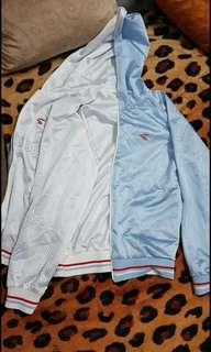 Reversible men's varsity jacket ukay