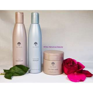 Hair care set - shampoo, conditioner and hair mask