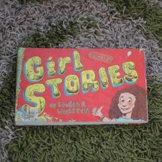 Girl Stories by Lauren Weinstein