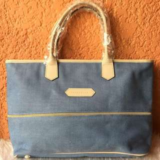 LongChamp Canvas Expandable