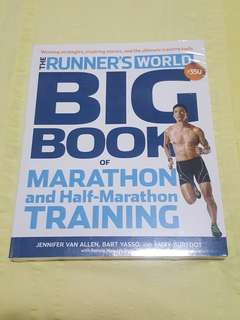 The Runner's World Big Book of Marathon & Half-Marathon Training