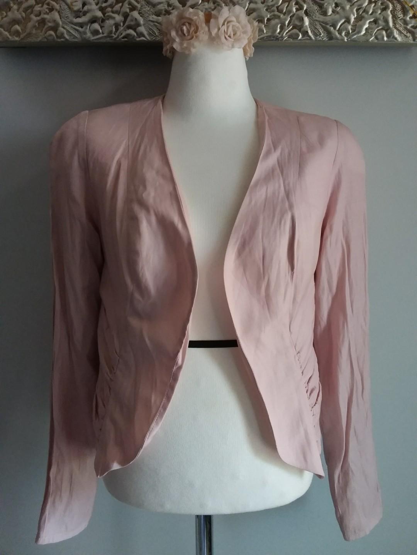 ❌ Bluejuice pink blazer sz6