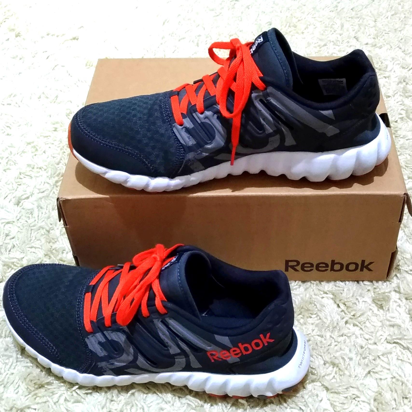 👍 Reebok Twistform GR Men s Running Sport Shoe 56ebaa304