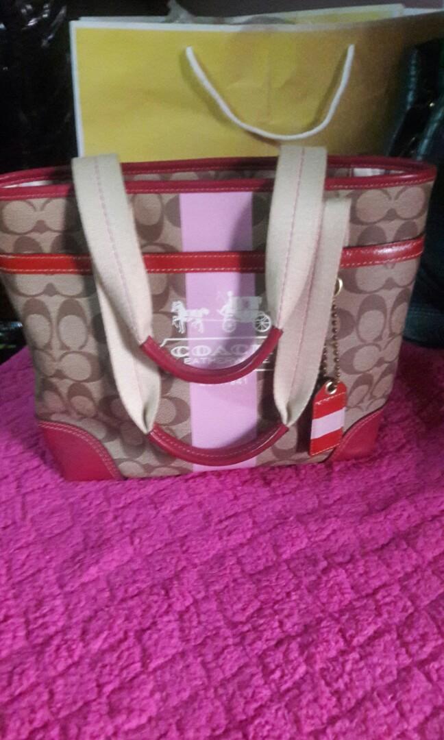 Auth.coach handbag