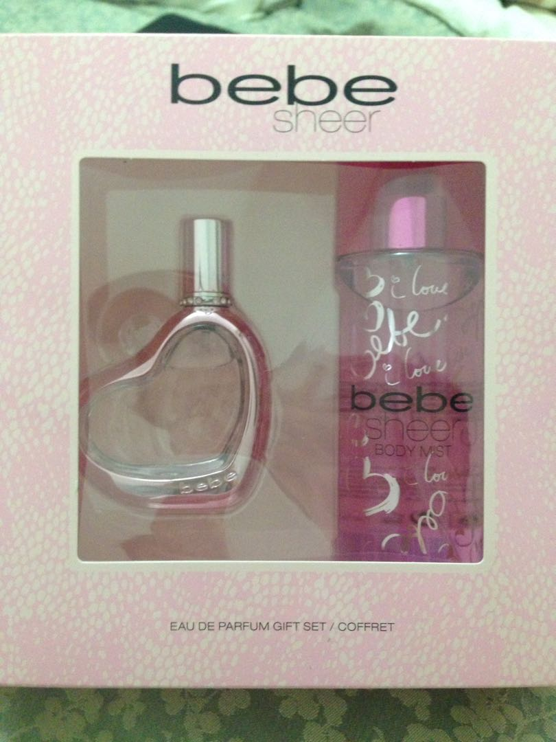 Bebe Perfume Gift Set