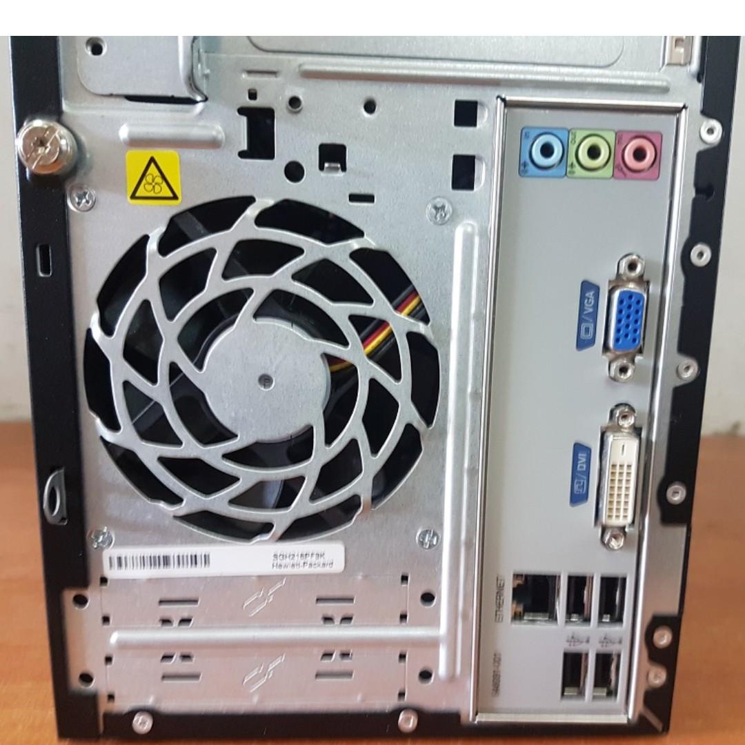 Core i3 Gen2 CPU] HP Pro 3300 MT, Electronics, Computers on