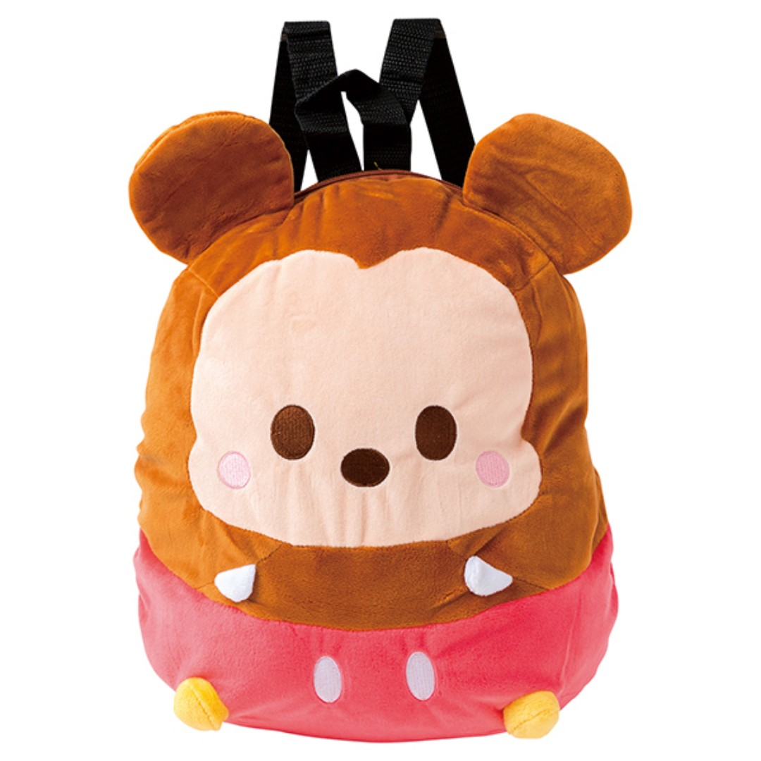 f62bf5e7b9b Disney Tsum Tsum Mickey Mouse Children Backpack Bag Plushie Plush ...