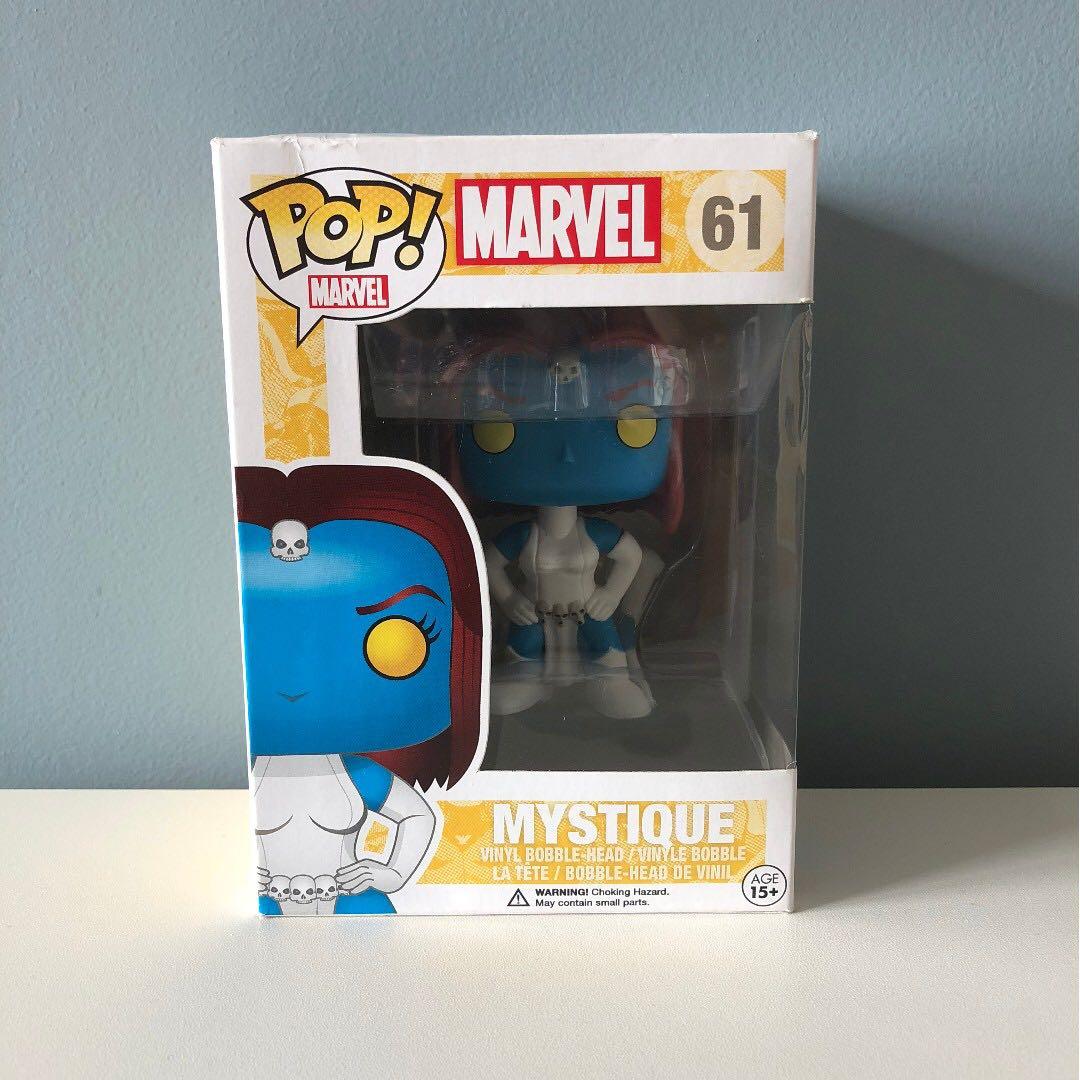 Funko Pop Marvel Mystique