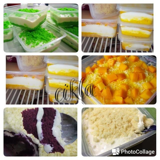 Kek Mangga Azie Kitchen : Kek Mangga Azie Kitchen Kek Buah Buahan Bakar Yang Sangat Sedap Dan