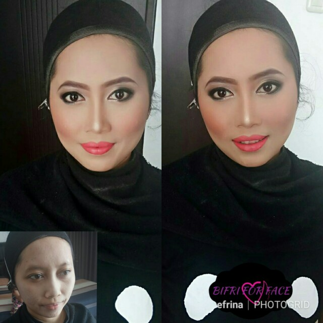 Makeup undangan