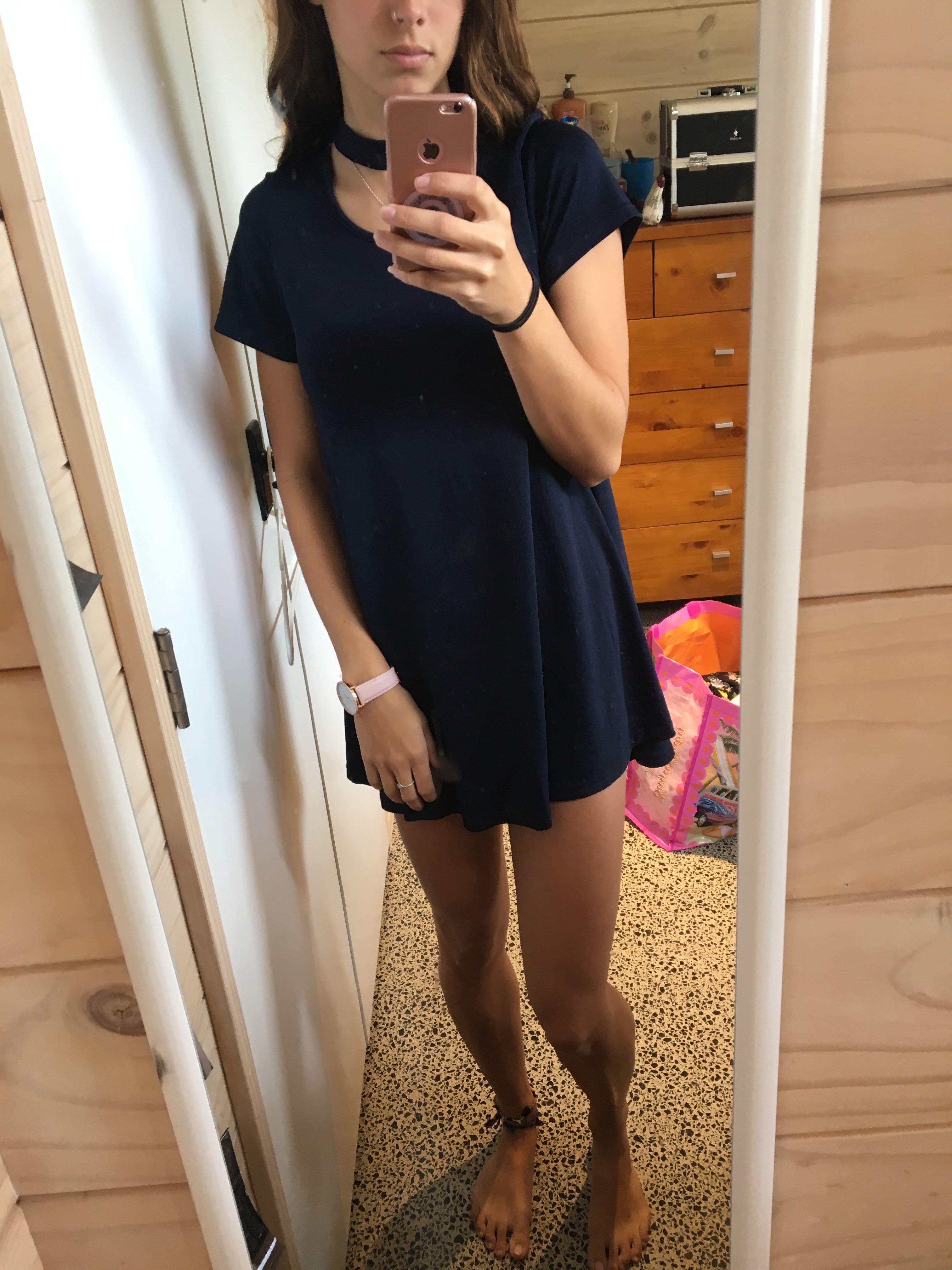 Mirrou Skater Dress