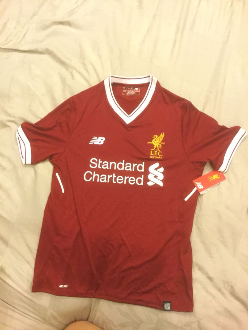 competitive price 055c1 32c95 New Liverpool NB Jersey