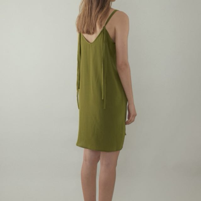 Ovna Ovich pure silk dress