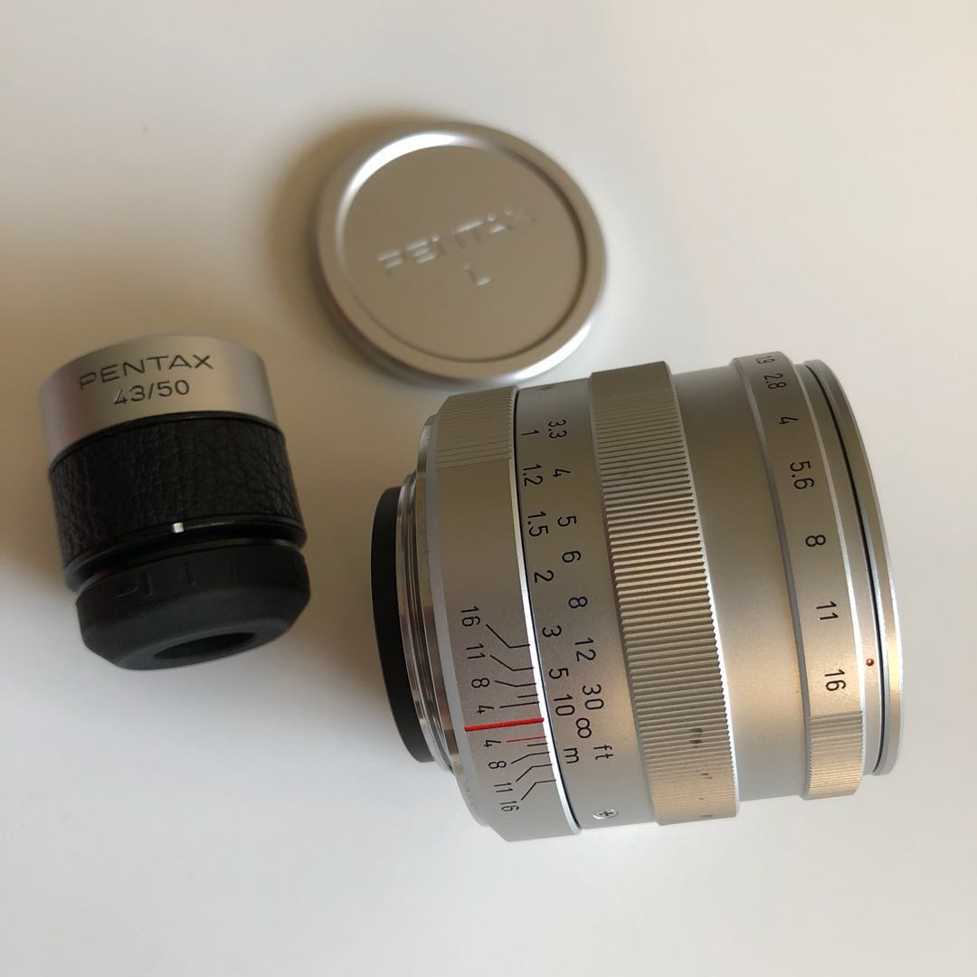 Pentax L 43mm F1.9 SMC LTM with Optical Finder