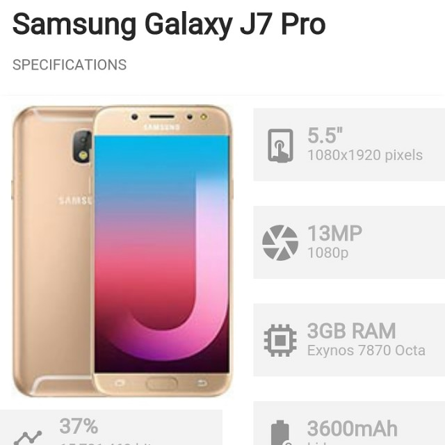 Samsung Galaxy J7 Pro Bisa Kredit Proses Cepat Hanya 3 Menit