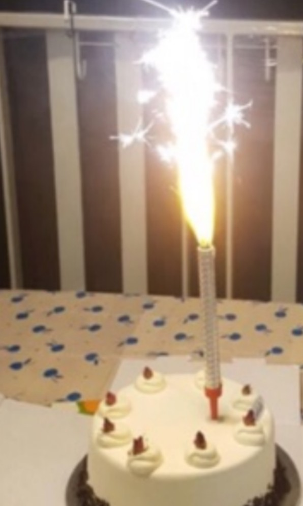 Special Sparkles Fireworks Birthday Candles Everything Else On