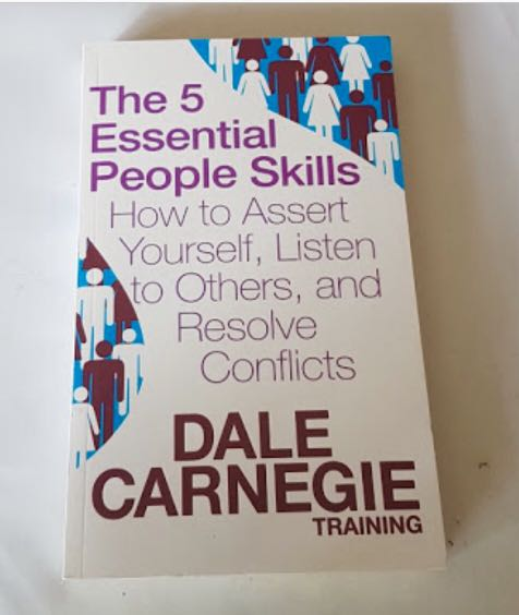 The 5 Essential People Skills By Dale Carnegie Books Books On