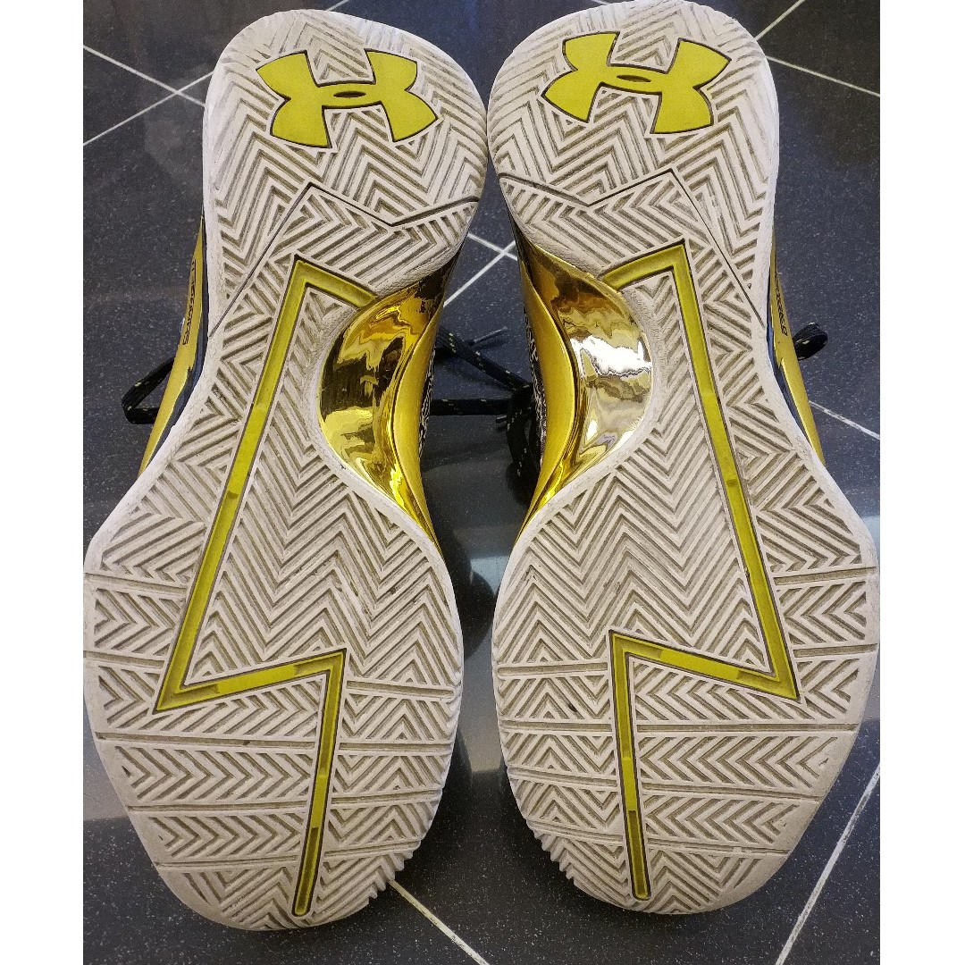 689339547d95 Under Armour Curry Back 2 Back MVP