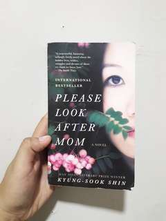 Please Look After Mom by Kyung Sook Shin