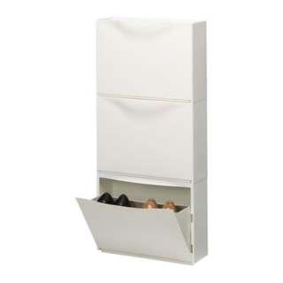 IKEA TRONES shoe cabinet  (pack of 3)