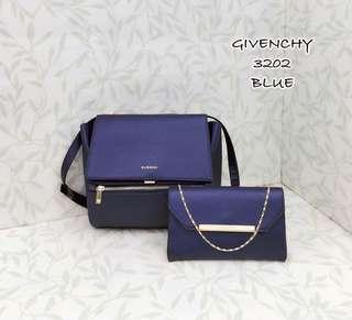 Givenchy Pandora Box Medium Blue Color