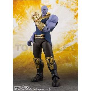 [Preorder] S.H.Figuarts SHF Avengers Infinity War Thanos ASIA