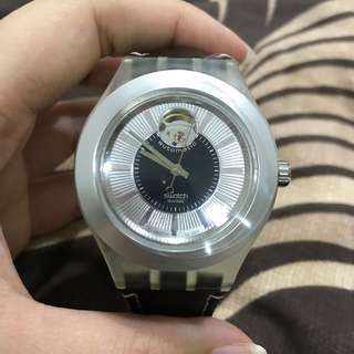 Authentic Swatch automatic