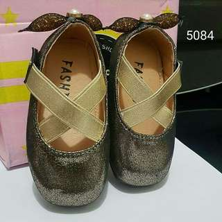 ballet glitter shoes 2 warna