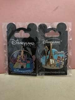 Disney Paris Pins - 法國迪士尼襟章
