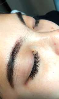 Eyelash Extensions(3D natural lashes, promotions on April)