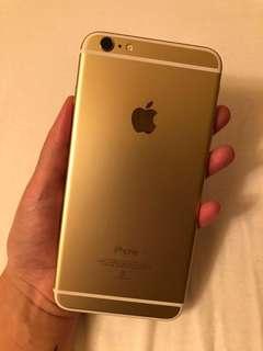 iPhone 6 Plus 金色64G