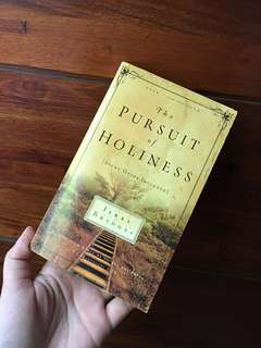 The Pursuit of Holiness - Jerry Bridges