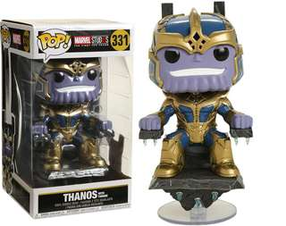 "[PO]Thanos On Throne 8"" Deluxe Pop"