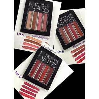 NARS Matte Lipstick Set (Not Ori)