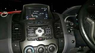 Ford ranger T6, android,  WIFi,  GPS,  USB,  HD screen