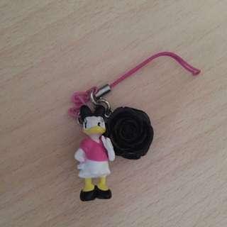 Daisy Duck Key Chain