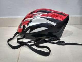 Bicycle helmet free size