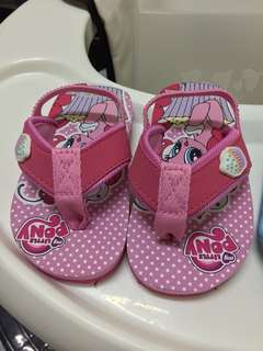 My Little Pony pink sandals