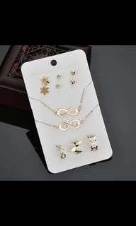 Fashion Jewelry set 😍