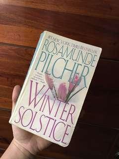 A Winter Solstice - Rosamunde Pilcher