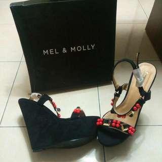 Mel & Molly Wedges (FashionValet)