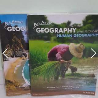 O LEVEL CORE GEOGRAPHY HUMAN TEXTBOOK FOR SECONDARY 3 & 4