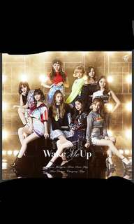 PO Twice wake me up album