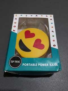 Smiley Power Bank