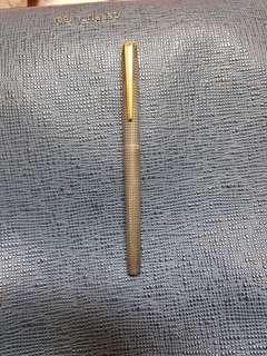 SAILOR 純銀鋼筆 18K筆尖