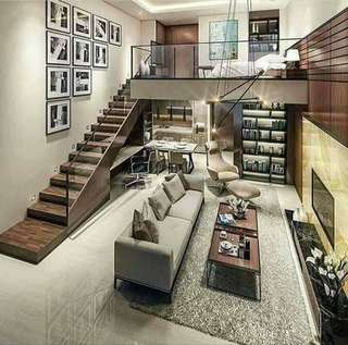 Hi Everyone, who's here is looking for a CONVENIENT HOME and location WISE going to Eastwood City, C5 road, Ortigas CBD, Mandaluyong, BGC, & Makati. I'm selling this affordable loft type Condo #09239708448
