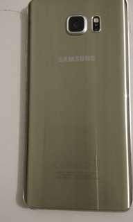 Samsung galaxy note 5 32 gb gold