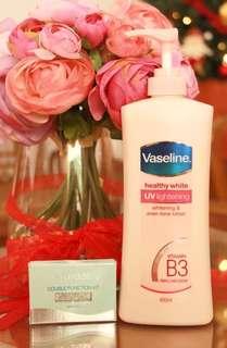 Vaseline Healthy White 400ml